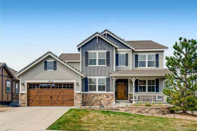 10541 Skyreach Road, Highlands Ranch, CO 80126 (#7258889) :: Berkshire Hathaway HomeServices Innovative Real Estate