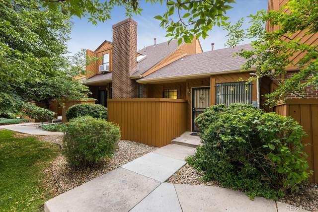 3300 W Florida Avenue #2, Denver, CO 80219 (MLS #7259331) :: Find Colorado