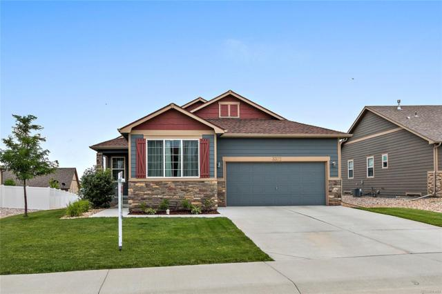 3372 Butternut Lane, Johnstown, CO 80534 (#7259779) :: The Tamborra Team
