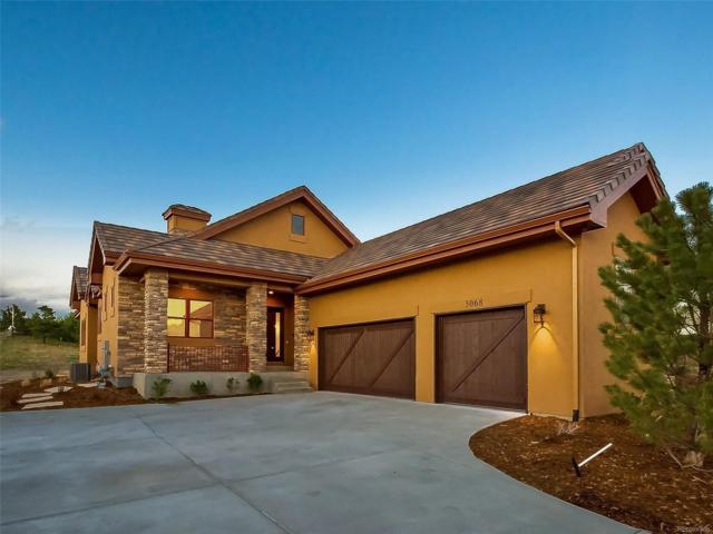 5068 Castle Pines Drive South, Castle Rock, CO 80108 (#7259800) :: RE/MAX Professionals