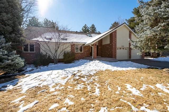 6068 S Clinton Court, Greenwood Village, CO 80111 (#7259977) :: The DeGrood Team