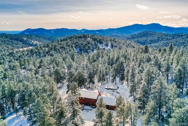 2019 Swede Gulch Road, Evergreen, CO 80439 (#7260088) :: The Colorado Foothills Team | Berkshire Hathaway Elevated Living Real Estate