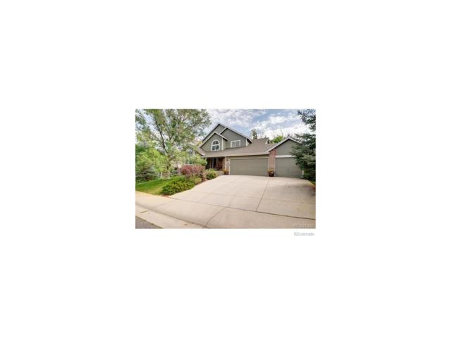 9664 Chanteclair Circle, Highlands Ranch, CO 80126 (MLS #7260094) :: 8z Real Estate