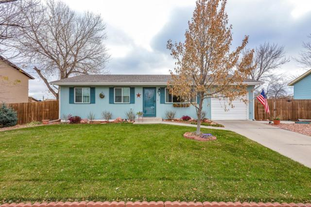 312 Stockton Street, Gilcrest, CO 80623 (#7260428) :: The Heyl Group at Keller Williams