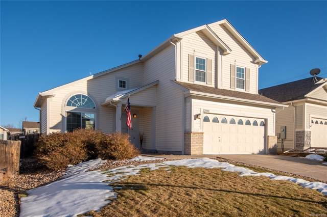 22002 Day Star Drive, Parker, CO 80138 (MLS #7260635) :: Bliss Realty Group