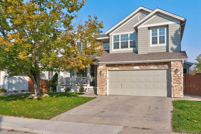 8441 W 95th Drive, Broomfield, CO 80021 (#7260777) :: The Scott Futa Home Team