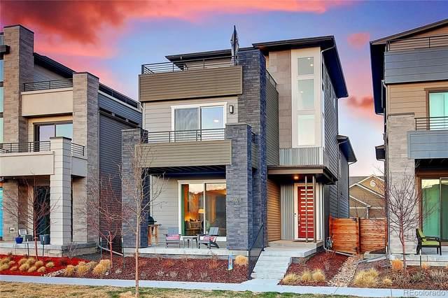6028 Beeler Court, Denver, CO 80238 (#7260845) :: The Griffith Home Team