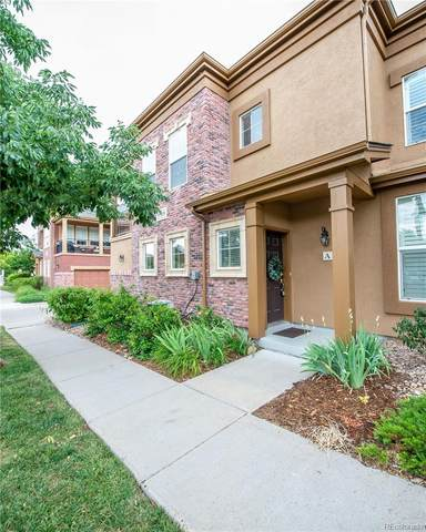 9589 Cedarhurst Lane A, Highlands Ranch, CO 80129 (#7261154) :: Kimberly Austin Properties
