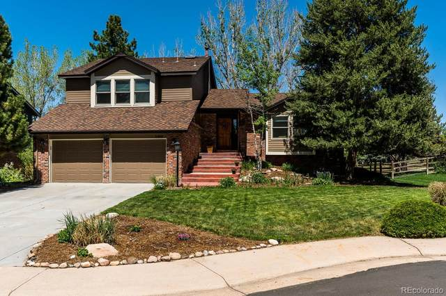 11416 E Regency Court, Parker, CO 80138 (#7262221) :: The Heyl Group at Keller Williams