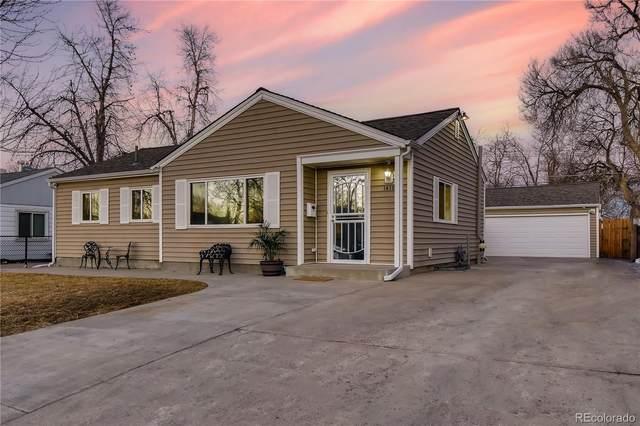 1418 S Quitman Street, Denver, CO 80219 (MLS #7262545) :: 8z Real Estate