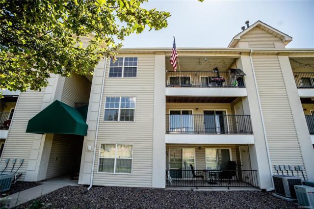 12338 W Dorado Place #203, Littleton, CO 80127 (MLS #7262811) :: 8z Real Estate