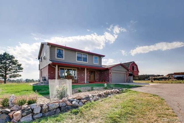 10845 E Pinewood Drive, Parker, CO 80138 (#7263454) :: Hometrackr Denver