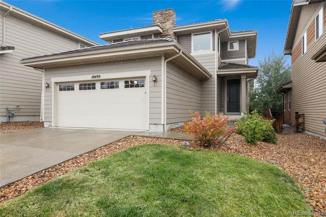 10499 Rutledge Street, Parker, CO 80134 (#7263535) :: The Margolis Team