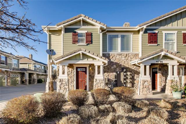9798 Mayfair Street F, Englewood, CO 80112 (#7263780) :: Keller Williams Action Realty LLC