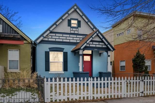 644 Inca Street, Denver, CO 80204 (#7263868) :: The Heyl Group at Keller Williams