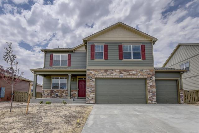 323 Jay Avenue, Severance, CO 80550 (MLS #7264392) :: Kittle Real Estate