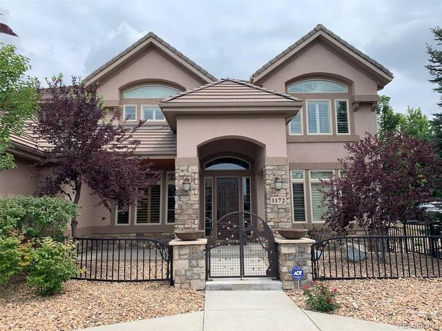 1172 Michener Way, Highlands Ranch, CO 80126 (#7264907) :: Sultan Newman Group