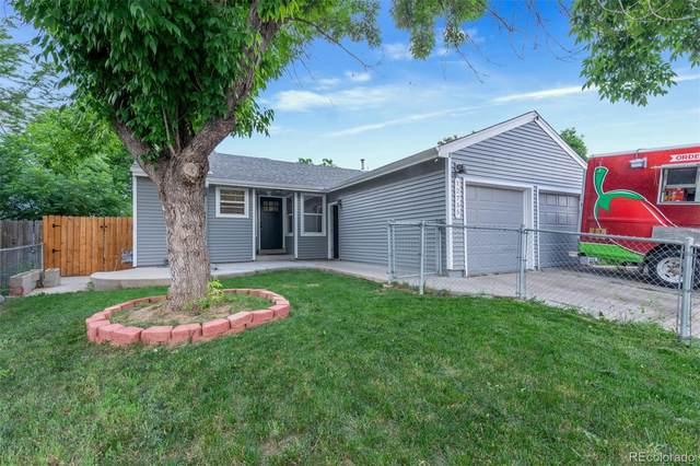12755 Bellaire Street, Thornton, CO 80241 (#7265092) :: Venterra Real Estate LLC