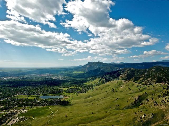 115 Lee Hill Drive, Boulder, CO 80302 (#7265349) :: James Crocker Team
