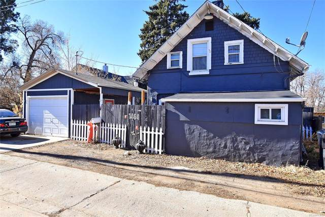1464 S University Boulevard, Denver, CO 80210 (#7265886) :: Wisdom Real Estate