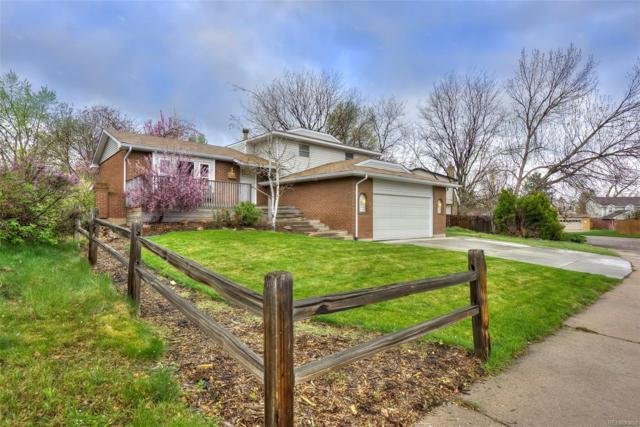 4861 S Arbutus Street, Morrison, CO 80465 (#7266070) :: The Peak Properties Group