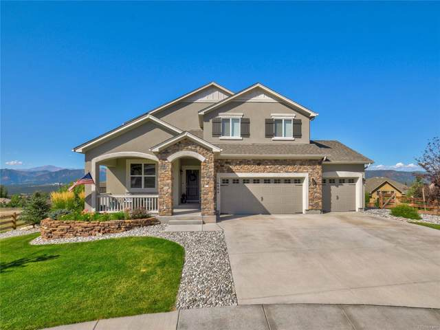 16004 Denver Pacific Drive, Monument, CO 80132 (#7266155) :: Keller Williams Action Realty LLC