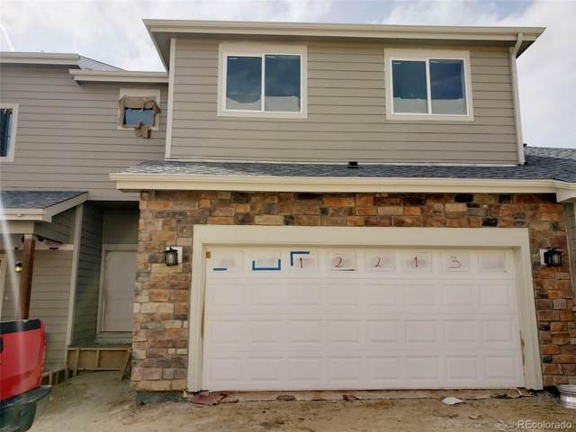 12213 Stone Timber Court, Parker, CO 80134 (MLS #7266175) :: 8z Real Estate