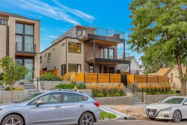 1845 W 33rd Avenue, Denver, CO 80211 (#7266263) :: Bring Home Denver with Keller Williams Downtown Realty LLC