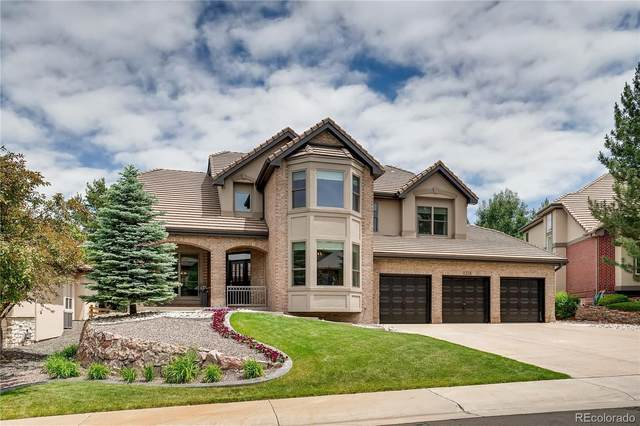 9334 E Hidden Hill Court, Lone Tree, CO 80124 (#7266487) :: The DeGrood Team