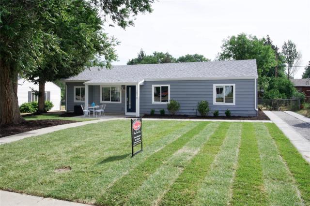 2876 S Fairfax, Denver, CO 80222 (#7266677) :: Colorado Home Finder Realty