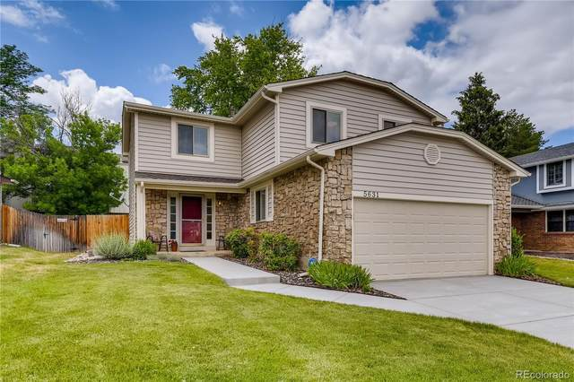 5631 S Lansing Court, Englewood, CO 80111 (#7266754) :: Finch & Gable Real Estate Co.