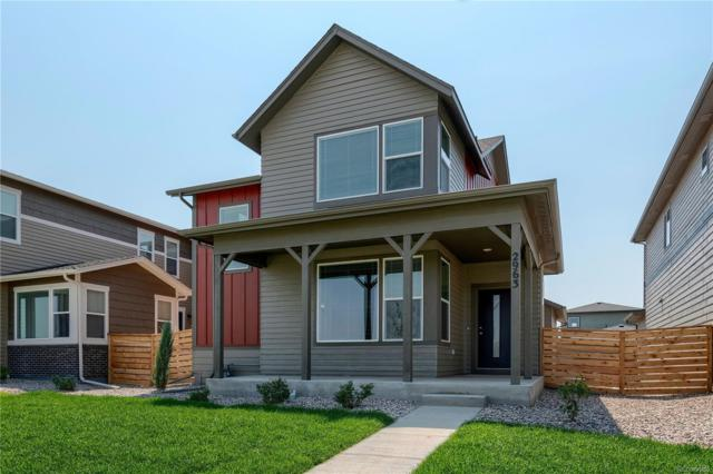 3027 Conquest Street, Fort Collins, CO 80524 (#7266806) :: The City and Mountains Group