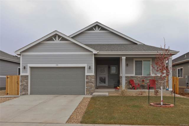 728 Depot Drive, Milliken, CO 80543 (#7266980) :: The Brokerage Group