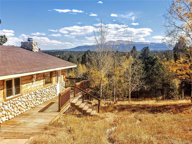 424 Lost Lake Drive, Divide, CO 80814 (MLS #7267037) :: 8z Real Estate