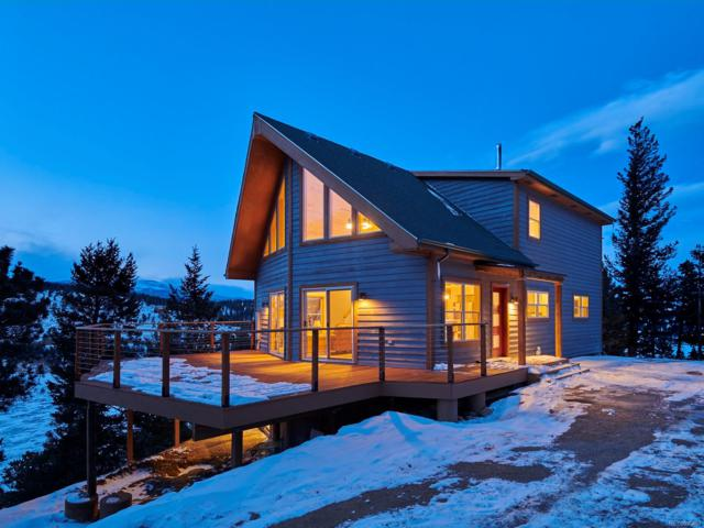 127 Alpine Drive, Nederland, CO 80466 (#7267449) :: The City and Mountains Group