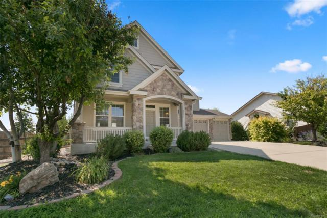 2351 Tyrrhenian Drive, Longmont, CO 80504 (#7268206) :: The Peak Properties Group