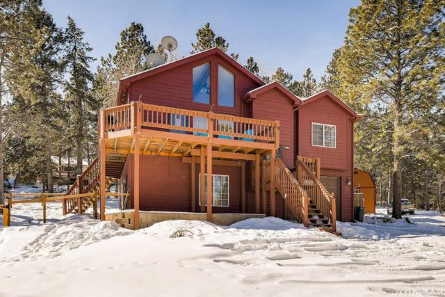 64 Silver Springs Boulevard, Pine, CO 80470 (MLS #7268606) :: 8z Real Estate