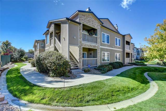 10165 E Carolina Place #103, Aurora, CO 80247 (#7268882) :: The HomeSmiths Team - Keller Williams