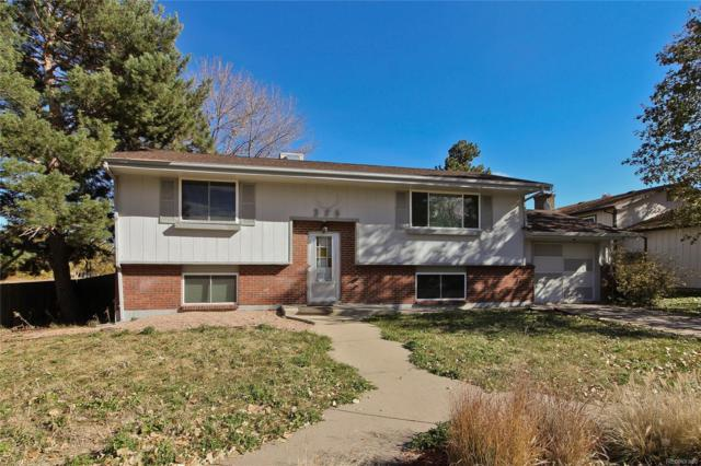 350 S Hoyt Street, Lakewood, CO 80226 (#7269207) :: Sellstate Realty Pros