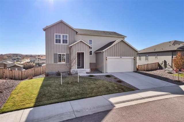 4018 Spanish Oaks Court, Castle Rock, CO 80108 (MLS #7269210) :: 8z Real Estate