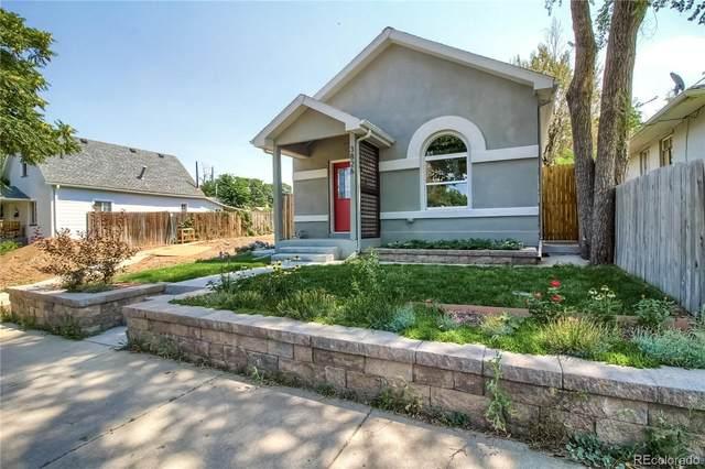 3826 Adams Street, Denver, CO 80205 (MLS #7269345) :: 8z Real Estate