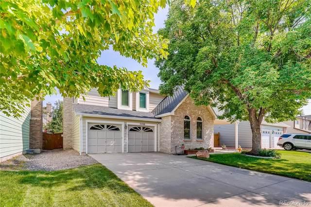 5288 S Olathe Circle, Centennial, CO 80015 (MLS #7269644) :: Find Colorado Real Estate