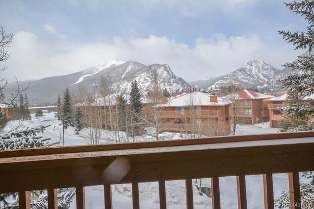 749 Lagoon Drive 2F, Frisco, CO 80443 (#7269769) :: The Gilbert Group