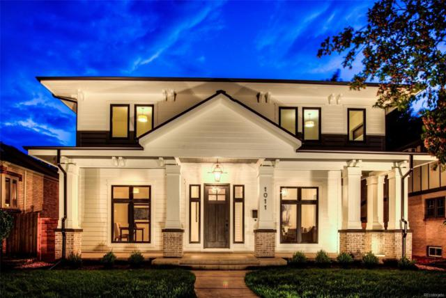 1011 S Josephine Street, Denver, CO 80209 (#7270045) :: The Peak Properties Group