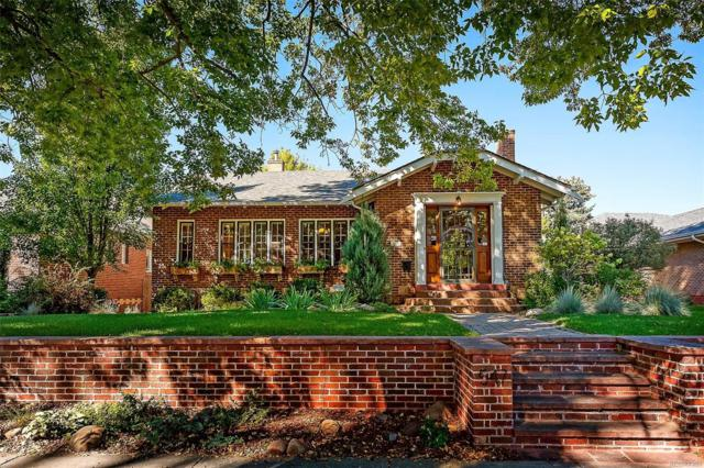 547 S Corona Street, Denver, CO 80209 (#7270062) :: Wisdom Real Estate