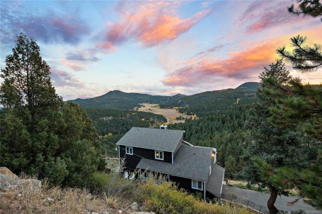7253 Silverhorn Drive, Evergreen, CO 80439 (MLS #7270171) :: 8z Real Estate