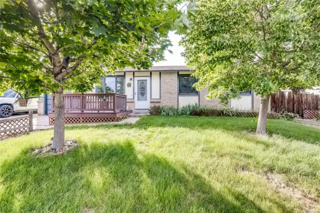 2795 S Helena Way, Aurora, CO 80013 (#7270458) :: The Galo Garrido Group