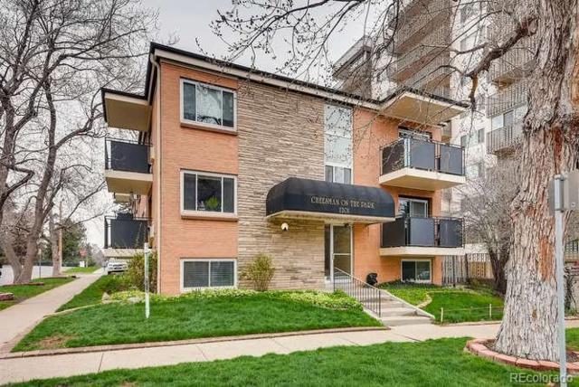 1201 Race Street #1, Denver, CO 80206 (#7271088) :: Wisdom Real Estate