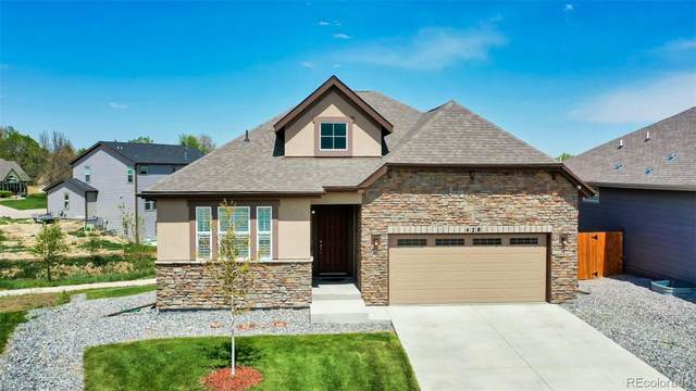 428 Nielson Place, Berthoud, CO 80513 (#7271481) :: The DeGrood Team