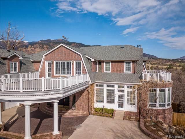 1514 Mesa Avenue, Colorado Springs, CO 80906 (#7271613) :: Mile High Luxury Real Estate